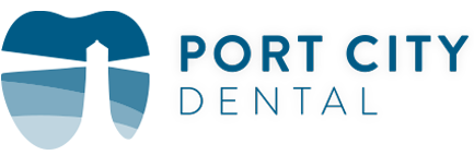 port city dental logo